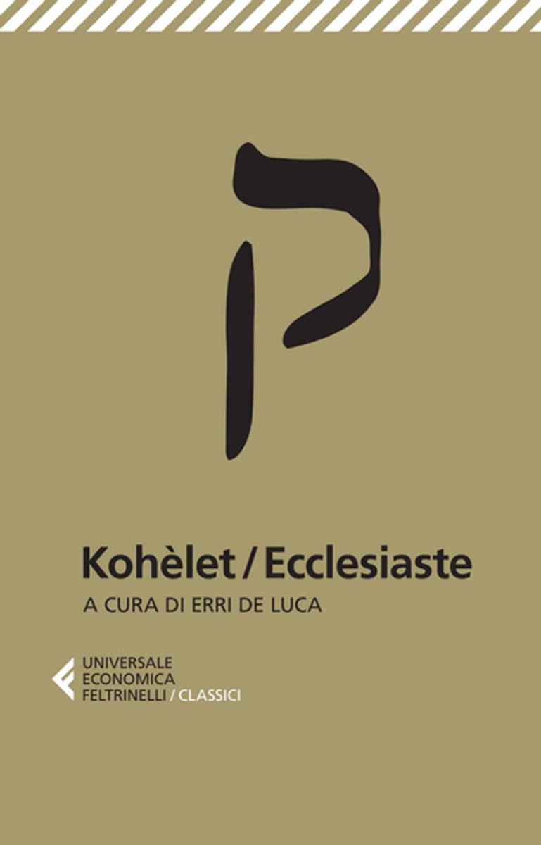 Kohèlet/Ecclesiaste