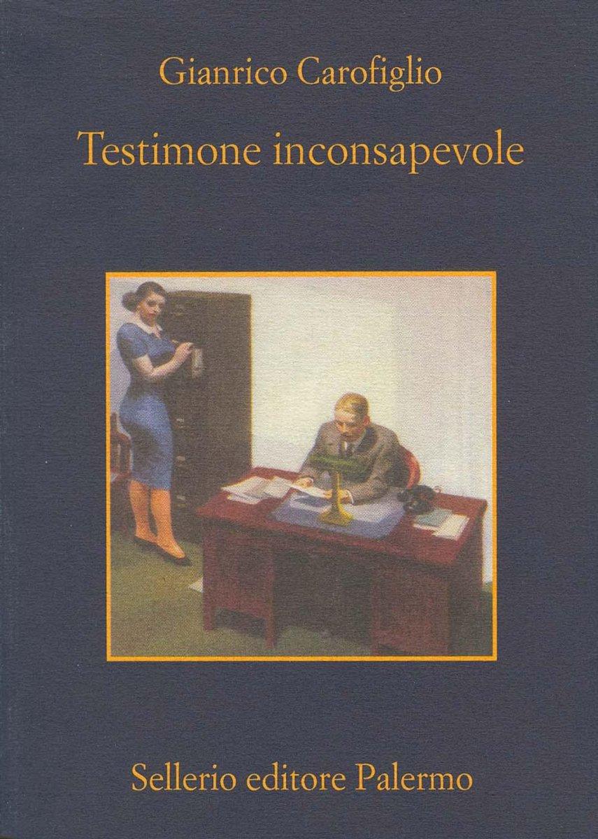 Le indagini dell'avvocato Guerrieri 1. Testimone inconsapevole
